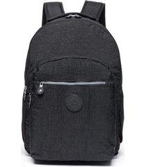 mochila spector crinkle reforçada - unissex