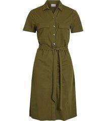 skjortklänning visafina s/s shirt dress