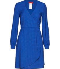 dativo jurk knielengte blauw max&co.