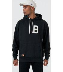 sweater new-era mlb vintage big logo hoody bosredco