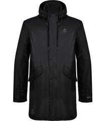chaqueta vanira impermeable black gnomo