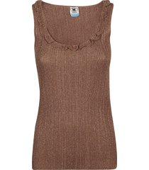 m missoni classic fitted tank top