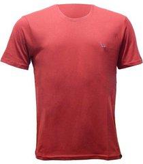 camiseta alma de praia gola redonda