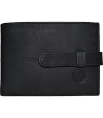 billetera casetti negro bisacce