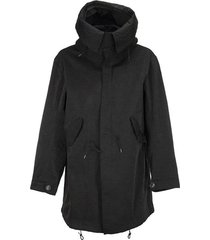 the parka with hood