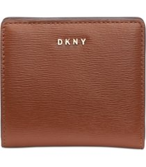 dkny bryant leather new card case, created for macy's