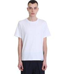 3.1 phillip lim t-shirt in white cotton