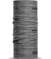 bandana multifuncional gray melange wild wrap