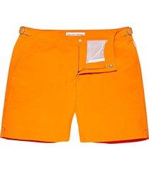 bulldog swim shorts - clementine 271718-clm