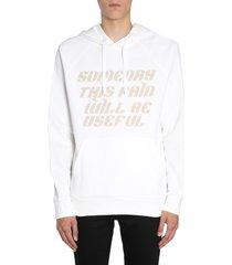 lanvin sweatshirt hoodie