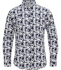 skjorta jprbruxelles print shirt l/s