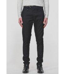 pantalón negro antony morado referencia mmtr00572-fa850241-w00362-9000