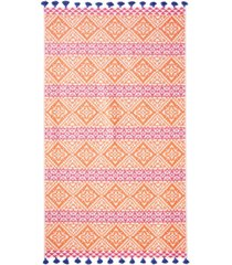 john robshaw ramya 100% cotton beach towel bedding