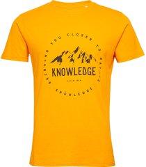 alder tee - gots/vegan t-shirts short-sleeved gul knowledge cotton apparel