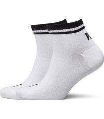 puma heritage quarter 2p unisex underwear socks regular socks vit puma