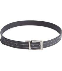 cinturón negro color negro, talla 30