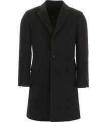 z zegna herringbone coat