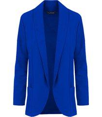 basic blazer kobalt