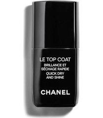 nagellak chanel brillance edt sechage rapide nle top coat 13ml