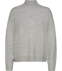 crillakb pullover gebreide trui grijs karen by simonsen