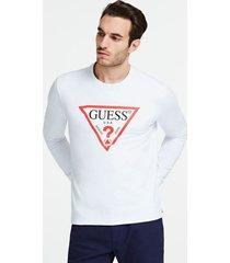 bluza z nadrukiem z logo