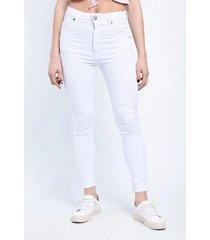 pantalon blanco plac