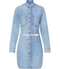 korte jurk calvin klein jeans j20j214031