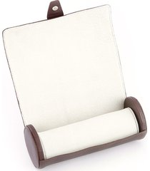suede lined watch roll