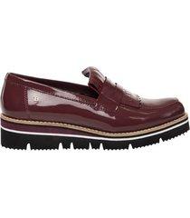 zapato litoria vinotinto bosi
