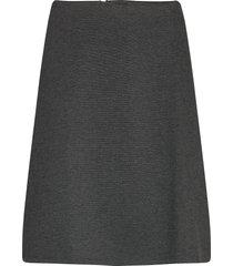 billy-sk knälång kjol grå free/quent