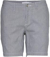 w gale striped chino shorts shorts chino shorts blå sail racing