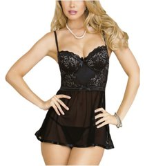 icollection women's support cup babydoll