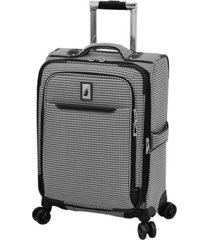 "london fog cambridge ii 20"" softside carry-on spinner"