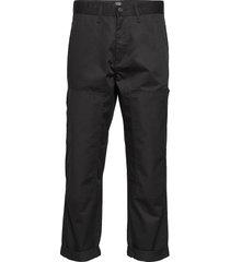 carpenter trousers cargo pants svart lee jeans