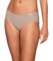 slips under armour pure stretch hipster 1275736-295