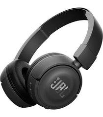 audifonos inalámbricos jbl t450bt manos libres bt negro