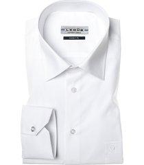 ledub shirt modern fit comfort blend mouwlengte 7