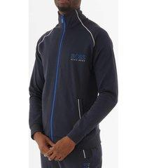 boss track suit jacket - dark blue 50409118
