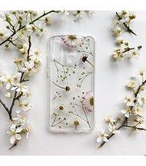 etui z suszonymi kwiatami - stokrotkowa poezja