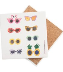 thirstystone fashionista sunglasses coaster