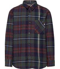 shirt overhemd blauw replay
