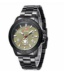 reloj lb 80217 militar - negro
