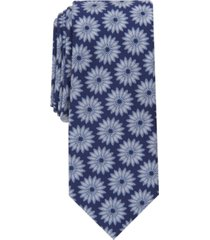 bar iii men's coney floral tie, created for macy's