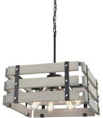 artcraft lighting barnyard chandelier