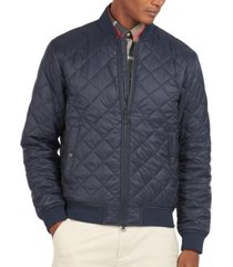 barbour men's gable quilted jacket