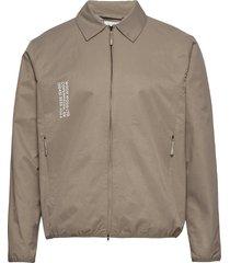 clive jacket dun jack beige wood wood