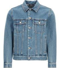 a.p.c. charles denim jacket