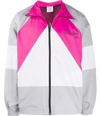 mustermann color-block jacket