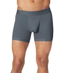 tommy john air 4-inch boxer briefs, size medium in turbulence at nordstrom