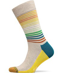 half stripe sock underwear socks regular socks multi/mönstrad happy socks
